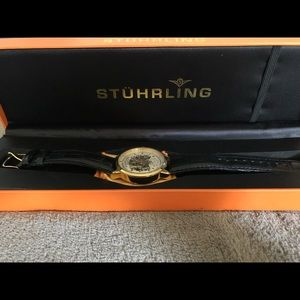 BRAND NEW Stuhrling Watch